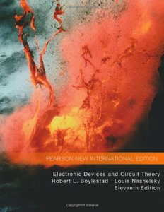 Electronic Devices and Circuit Theory, 11/e (NIE-Paperback)-cover