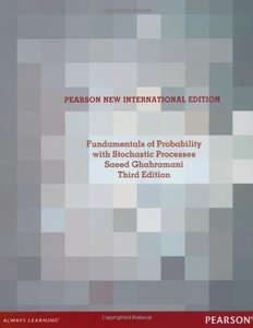 Fundamentals of Probability with Stochastic Processes, 3/e (IE-Paperback)-cover