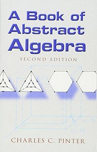 A Book of Abstract Algebra, 2/e (Paperback)-cover