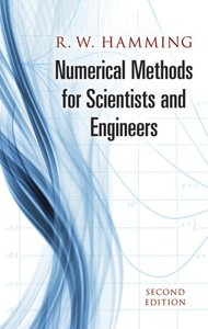 Numerical Methods for Scientists and Engineers, 2/e (Paperback)-cover