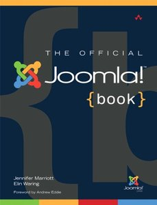 The Official Joomla! Book (Joomla! Press)-cover