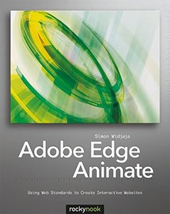 Adobe Edge Animate: Using Web Standards to Create Interactive Websites (Paperback)-cover