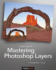 Mastering Photoshop Layers: A Photographer's Guide (Paperback)-cover