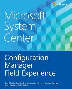 Microsoft System Center: Configuration Manager Field Experience (Paperback)-cover