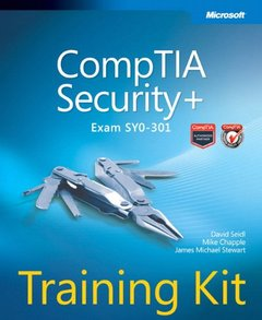 CompTIA Security+ Training Kit (Exam SY0-301) (Paperback)-cover
