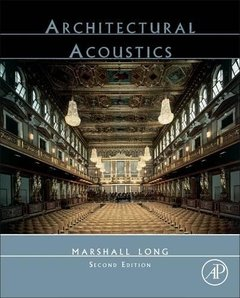 Architectural Acoustics, 2/e (Hardcover)-cover