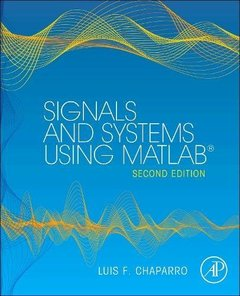 Signals and Systems using MATLAB, 2/e (Hardcover)-cover