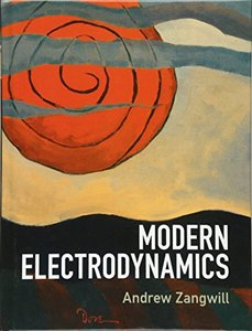 Modern Electrodynamics (Hardcover)-cover