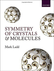 Symmetry of Crystals and Molecules (Hardcover)-cover