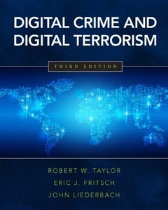 Digital Crime and Digital Terrorism, 3/e (Paperback)-cover