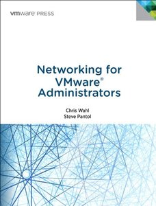 Networking for VMware Administrators (Paperback)-cover