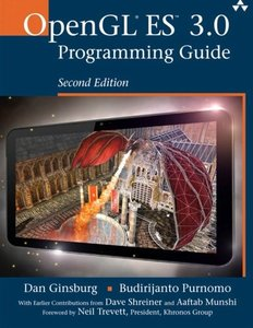 OpenGL ES 3.0 Programming Guide, 2/e (Paperback)-cover
