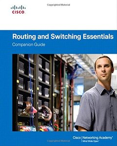 Routing and Switching Essentials Companion Guide (Hardcover)-cover