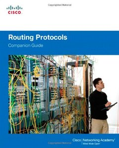 Routing Protocols Companion Guide (Hardcover)-cover