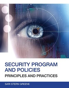 Security Program and Policies: Principles and Practices, 2/e (Paperback)-cover