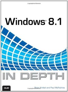 Windows 8.1 In Depth (Paperback)-cover