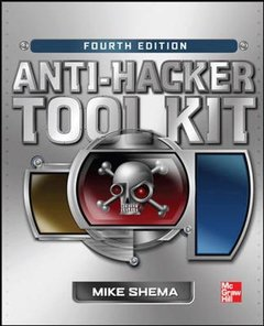 Anti-Hacker Tool Kit, 4/e (Paperback)-cover