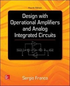 Design With Operational Amplifiers And Analog Integrated Circuits-cover