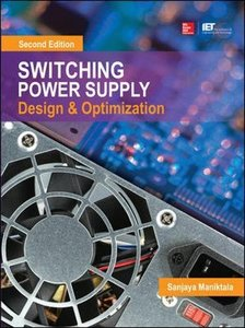 Switching Power Supply Design and Optimization, 2/e (美國原版)-cover
