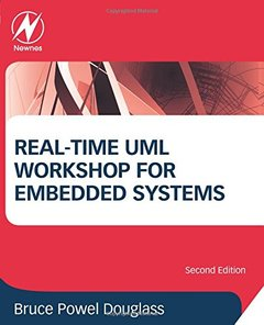 Real-Time UML Workshop for Embedded Systems, 2/e (Paperback)-cover