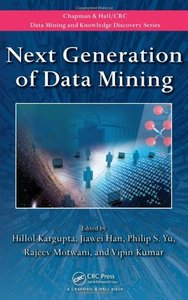 Next Generation of Data Mining (Hardcover)-cover