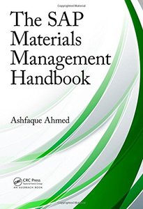 The SAP Materials Management Handbook (Hardcover)-cover