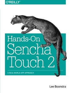 Hands-On Sencha Touch 2: A Real-World App Approach (Paperback)-cover