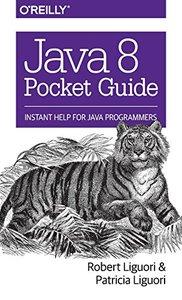 Java 8 Pocket Guide (Paperback)-cover