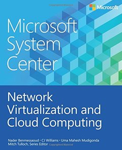 Microsoft System Center: Network Virtualization and Cloud Computing-cover