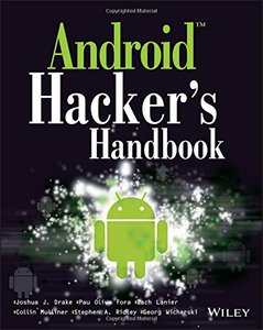 Android Hacker's Handbook (Paperback)-cover