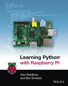 Learning Python with Raspberry Pi (Paperback)-cover