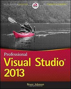 Professional Visual Studio 2013 (Paperback)-cover