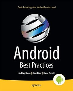 Android Best Practices (Paperback)-cover