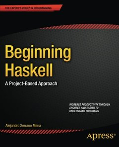Beginning Haskell: A Project-Based Approach (Paperback)-cover