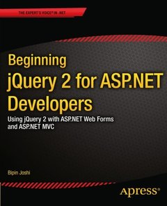 Beginning jQuery 2 for ASP.NET Developers: Using jQuery 2 with ASP.NET Web Forms and ASP.NET MVC (Paperback)-cover