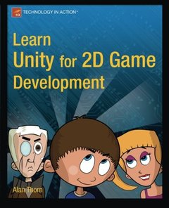 Learn Unity for 2D Game Development (Technology in Action)-cover