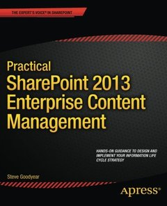 Practical SharePoint 2013 Enterprise Content Management (Paperback)-cover