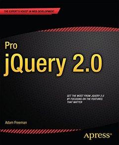 Pro jQuery 2.0, 2/e (Paperback)-cover