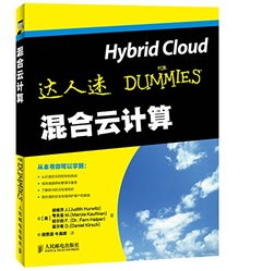 達人迷-混合雲計算 (Hybrid Cloud for Dummies)-cover