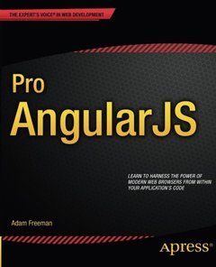 Pro AngularJS (Paperback)-cover