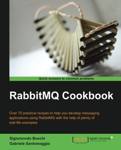 RabbitMQ Cookbook (Paperback)-cover