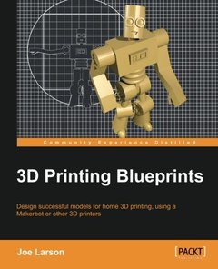 3D Printing Blueprints (Paperback)-cover