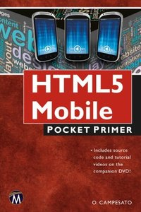 HTML5 Mobile Pocket Primer (Paperback)-cover