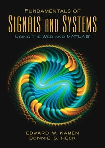 Fundamentals of Signals and Systems Using the Web and MATLAB, 3/e (Hardcover)-cover