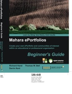 Mahara ePortfolios: Beginner's Guide (Open Source: Community Experience Distilled)-cover