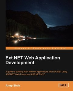 Ext.NET Web Application Development-cover