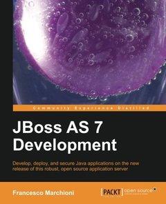 JBoss AS 7 Development-cover