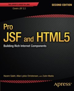 Pro JSF and HTML5: Building Rich Internet Components (Paperback)-cover