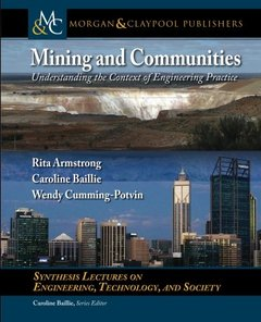 Mining and Communities: Understanding the Context of Engineering Practice (Paperback)-cover
