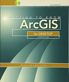 Getting to Know ArcGIS for Desktop (Paperback),3/e-cover